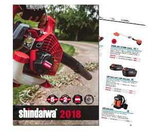 Shindaiwa Preisliste 2017